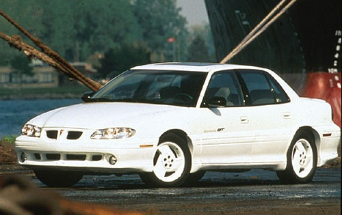 1996 pontiac grand am sedan gt fq oem 1 500