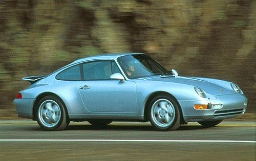 1996 porsche 911 coupe carrera 4s fq oem 1 500