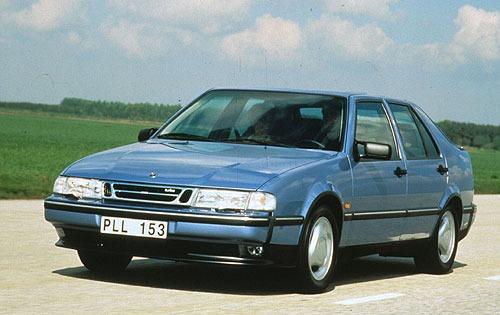 1996 saab 9000 4dr hatchback cse fq oem 1 500