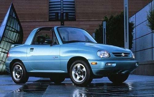 1996 suzuki x 90 2dr suv base fq oem 1 500