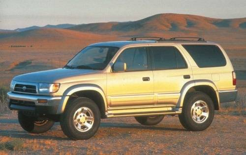 1996 toyota 4runner 4dr suv limited fq oem 1 500