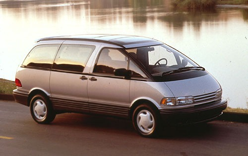 1996 toyota previa passenger minivan le fq oem 1 500
