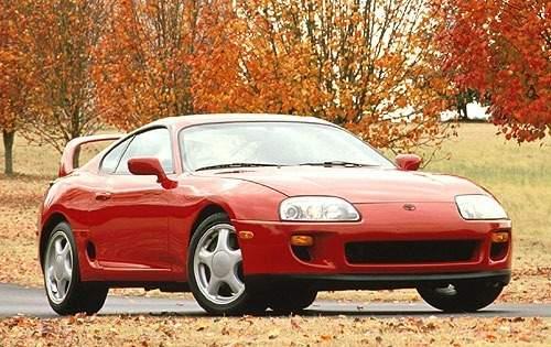 1996 toyota supra coupe base fq oem 1 500