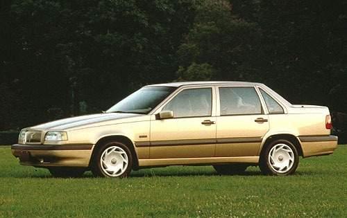 1996 volvo 850 sedan base fq oem 1 500