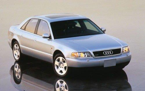 1997 audi a8 sedan quattro fq oem 1 500