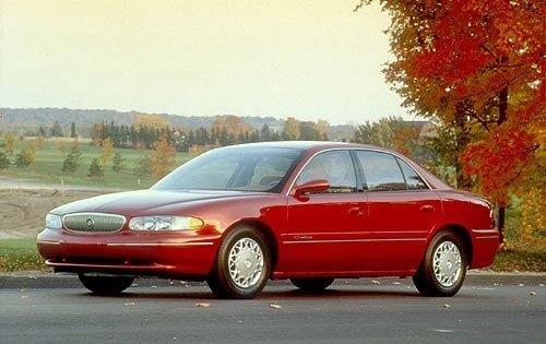 1997 buick century sedan limited fq oem 1 500