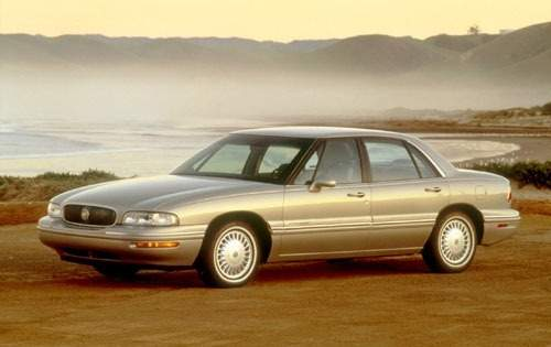 1997 buick lesabre sedan limited fq oem 1 500