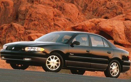 1997 buick regal sedan gs fq oem 1 500