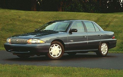 1997 buick skylark sedan custom fq oem 1 500