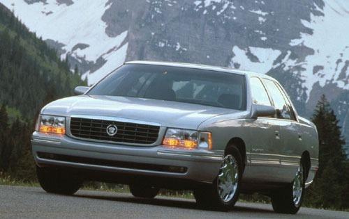 1997 cadillac deville sedan concours fq oem 1 500