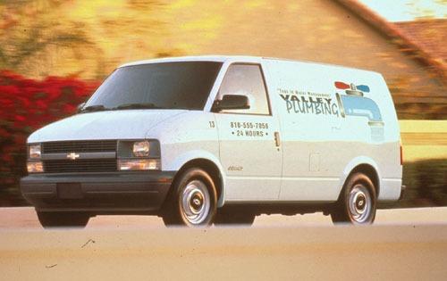 1997 chevrolet astro cargo cargo minivan base fq oem 1 500