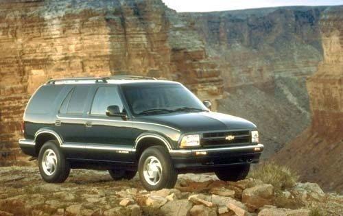 1997 chevrolet blazer 4dr suv lt fq oem 1 500