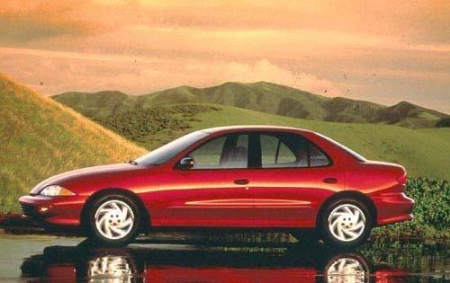 1997 chevrolet cavalier sedan ls s oem 1 500