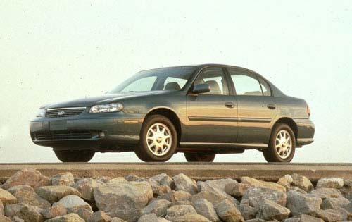 1997 chevrolet malibu sedan ls fq oem 1 500