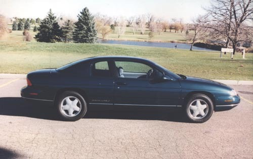 1997 chevrolet monte carlo coupe ls s oem 1 500