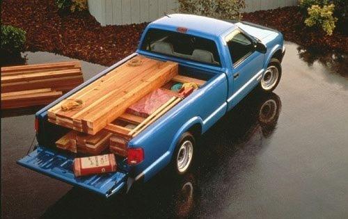 1997 chevrolet s 10 regular cab pickup ls a oem 1 500