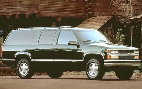 1997 chevrolet suburban 4dr suv 1500 fq oem 1 500