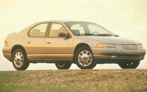 1997 chrysler cirrus sedan lxi fq oem 1 500