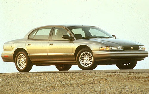 1997 chrysler lhs sedan base fq oem 1 500