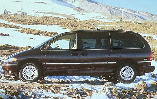 1997 chrysler town and country passenger minivan lxi s oem 1 500