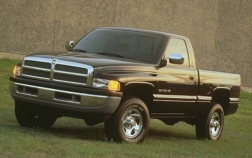 1997 dodge ram pickup 1500 regular cab pickup laramie slt fq oem 1 500