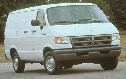 1997 dodge ram van cargo van 1500 fq oem 1 500