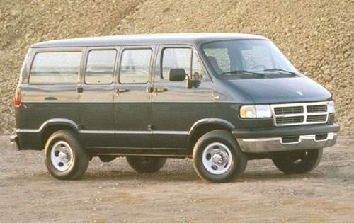 1997 dodge ram wagon passenger van 2500 fq oem 1 500