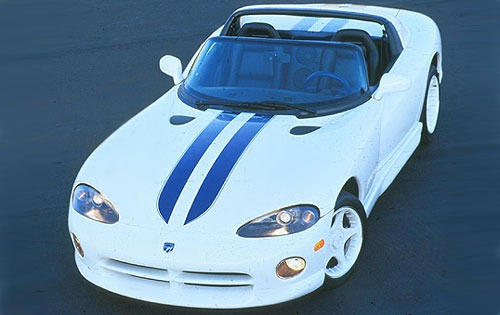 1997 dodge viper convertible rt10 fq oem 1 500