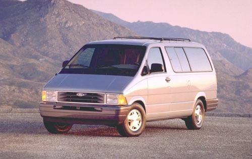 1997 ford aerostar passenger minivan xlt fq oem 1 500