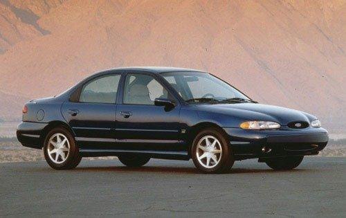 1997 ford contour sedan se fq oem 1 500
