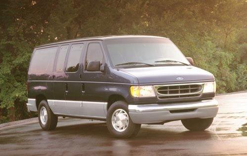 1997 ford e 150 passenger van xl club wagon fq oem 1 500