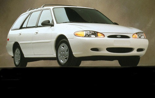1997 ford escort wagon lx fq oem 1 500