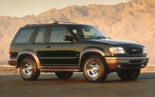 Maintenance Schedule For Ford Explorer Openbay