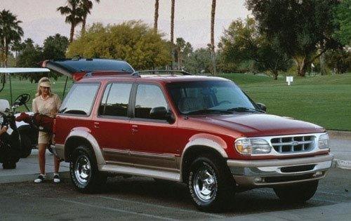 1997 ford explorer 4dr suv eddie bauer fq oem 1 500