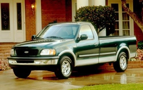 maintenance schedule for 1997 ford f 250 openbay. Black Bedroom Furniture Sets. Home Design Ideas
