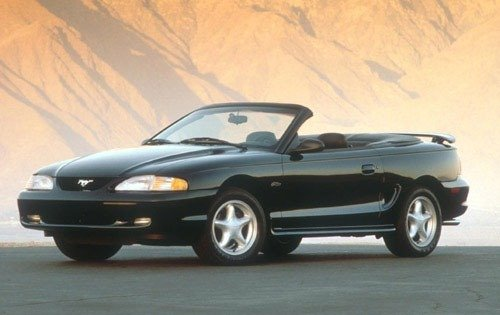 1997 ford mustang convertible gt fq oem 1 500