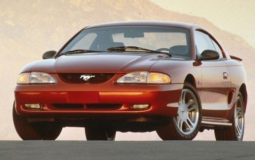 1997 ford mustang coupe gt fq oem 1 500