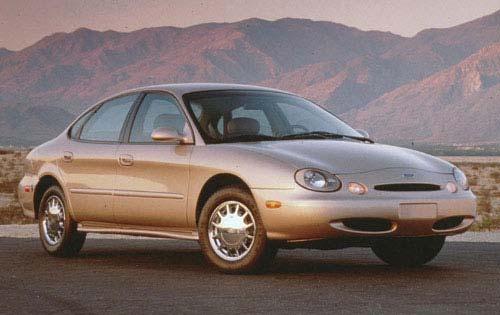 1997 ford taurus sedan lx fq oem 1 500