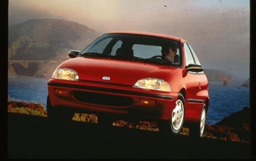 1997 geo metro 2dr hatchback lsi fq oem 1 500