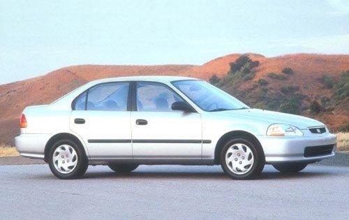Honda Civic Sedan Lx Fq Oem