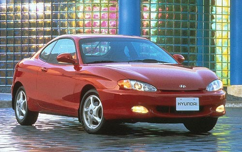1997 hyundai tiburon 2dr hatchback fx fq oem 1 500