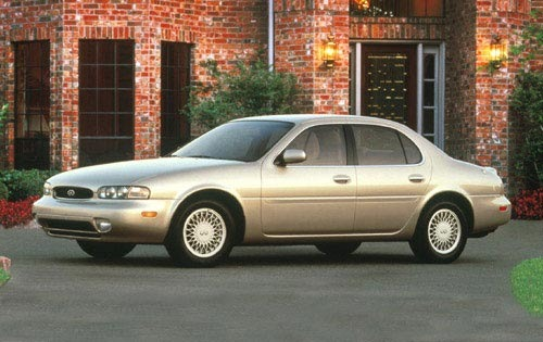 1997 infiniti j30 sedan touring fq oem 1 500