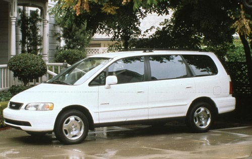 1997 isuzu oasis passenger minivan ls fq oem 1 500