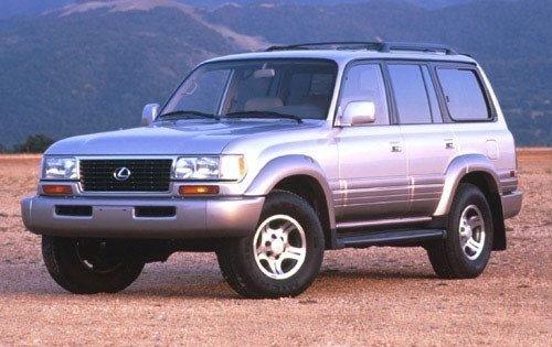 1997 lexus lx 450 4dr suv base fq oem 1 500
