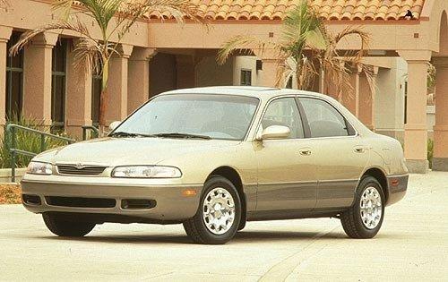 1997 mazda 626 sedan es v6 fq oem 1 500
