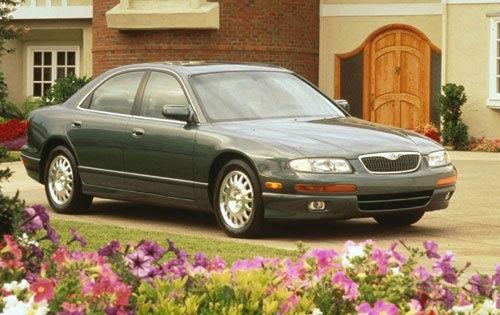 1997 mazda millenia sedan s fq oem 1 500