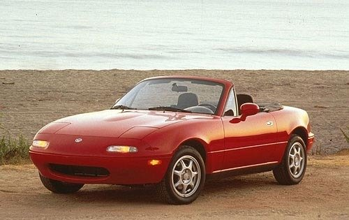 1997 mazda mx 5 miata convertible base fq oem 1 500