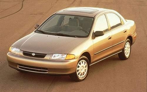 1997 mazda protege sedan es fq oem 1 500