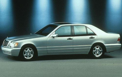 1997 mercedes benz s class sedan s320 lwb s oem 1 500