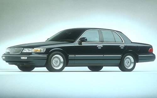 1997 mercury grand marquis sedan ls fq oem 1 500